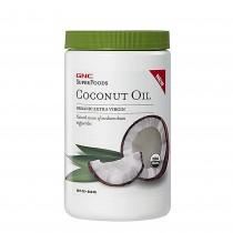 GNC SuperFoods Ulei de Cocos Extravirgin presat la rece, 858 ml