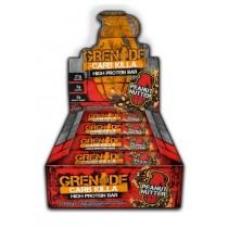 Grenade® Carb Killa® Peanut Nutter, Baton Proteic cu Aroma de Unt de Arahide, 60 g