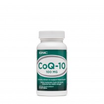 GNC Coenzima Q-10 100 mg, 30 cps