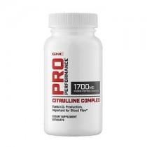GNC Pro Performance Complex Citrulina 1700 mg, 60 de tablete