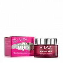 Ahava-Brightening & Hydrating Facial Treatment Mask, 50ml