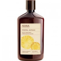 Ahava-Mineral Botanic Cream Wash Pineapple, 500ml