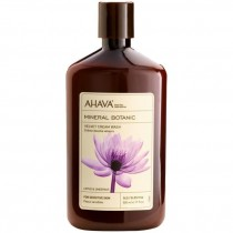 Ahava-Mineral Botanic Cream Wash Lotus, 500ml