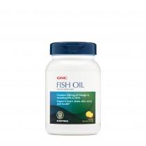 GNC Fish Oil, 90 Capsule Gelatinoase Moi