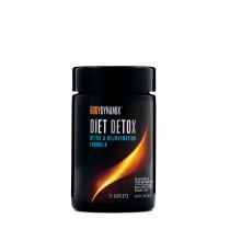 BodyDynamix Diet Detox Formula pentru Detoxifiere si Intinerire, 21 tablete