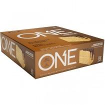 ONE® Baton Proteic, cu Aroma de Ciocolata si Unt de Arahide, 60g