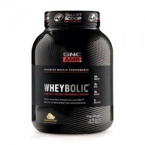 GNC AMP Wheybolic™, Proteina din Zer, cu Aroma de Banane, 1537.50 g