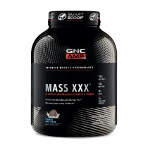 GNC AMP Mass XXX, Proteina cu Aroma de Biscuiti si Frisca,  2812.27 g