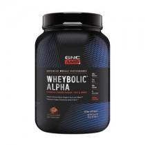 GNC AMP Wheybolic Alpha cu Aroma de Ciocolata, 1507 g