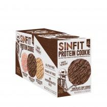 Sinister Labs Sin Fit, Prajitura Proteica cu Aroma de Ciocolata, 78 g