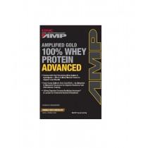 GNC AMP Gold Advanced 100% Proteina din Zer cu Aroma de Ciocolata, 31 grame