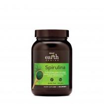 GNC Earth Genius Spirulina 500 mg, 100 Capsule
