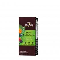 GNC Earth Genius Multivitamine pentru Barbati, 60 Tablete Vegetale