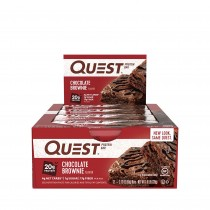 Quest® Protein Bar, Baton Proteic, cu Aroma de Prajitura cu Ciocolata, 60g
