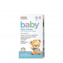 GNC Milestones® baby™ Picaturi cu DHA + Vitamina A, D si E pentru bebelusi