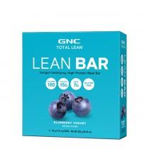 GNC Total Lean® Lean Bar, Baton Proteic, cu Aroma de Iaurt si Afine, 50g
