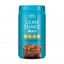 GNC Total Lean® Lean Shake™ Burn, Shake Proteic, cu Aroma de Ciocolata, 758.4 g