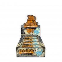 Grenade® Carb Killa® White Chocolate Cookie, Baton Proteic cu Aroma de Biscuit si Ciocolata Alba, 60 g