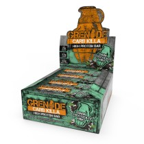 Grenade® Carb Killa® Dark Chocolate Mint, Baton Proteic cu Aroma de Ciocolata Neagra si Menta, 60 g