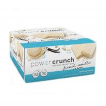 Power Crunch® Protein Energy Bar, Napolitana Proteica cu Aroma de Vanilie, 40 g