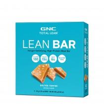 GNC Total Lean® Lean Bar, Baton Proteic, cu Aroma de Caramel Sarat, 50g