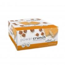 Power Crunch® Protein Energy Bar, Napolitana Proteica, cu Aroma de Caramel Sarat, 40g