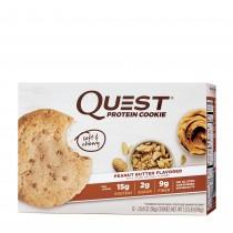 Quest® Protein Cookie, Biscuite Proteic, cu Aroma de Unt de Arahide, 58g