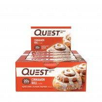Quest® Protein Bar, Baton Proteic, cu Aroma de Scortisoara, 60g