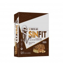 Sinister Labs SIN FIT® Baton Proteic cu Unt de Arahide, 83g