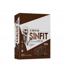 Sinister Labs SIN FIT® Baton Proteic cu Ciocolata Neagra Crocanta, 83g