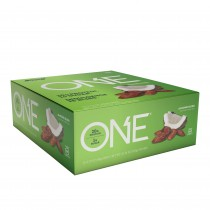 ONE® Baton Proteic, cu Aroma de Cocos si Migdale, 60g