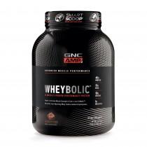 GNC AMP Wheybolic™, Proteina din Zer, cu Aroma de Ciocolata, 1582.5 g