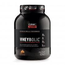 GNC AMP Wheybolic™, Proteina din Zer, cu Aroma de Unt de Arahide, 1550 g