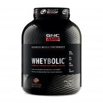 GNC AMP Wheybolic™, Proteina din Zer, cu Aroma de Ciocolata, 2062.5 g