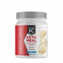 KetoLogic® Keto Meal™, Proteina, cu Aroma de Vanilie, 860 g