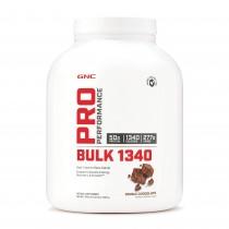 GNC Pro Performance® Bulk 1340, Proteina din Zer, cu Aroma de Ciocolata, 3240 g