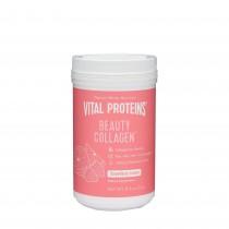 Vital Proteins® Beauty Colagen™ cu Aroma de Capsuni si Lamaie, 325g