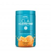 Total Lean® CLA + Carnitine, Acidul linoleic conjugat si Carnitina, cu Aroma de Serbet de Portocala, 384 g