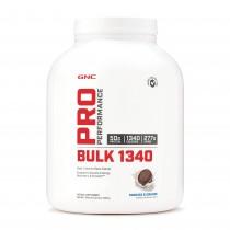 GNC Pro Performance® Bulk 1340, Proteina din Zer, cu Aroma de Biscuiti si Frisca, 3240 g