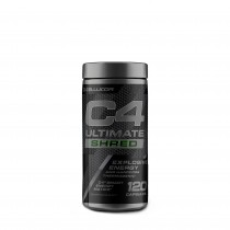 Cellucor® C4 Ultimate® Shred, Formula Pre-Workout, 120 cps