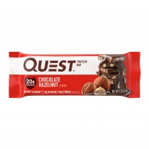 Quest® Protein Bar, Baton Proteic, cu Aroma de Ciocolata si Alune de Padure, 60g