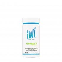 IWI® Omega-3 din Alge EPA + DHA, 30 capsule gelatinoase