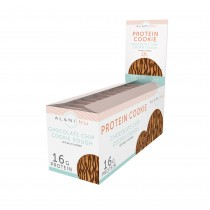 ALANI NU® Biscuit Proteic cu Aroma de Bucati de Ciocolata, 56g