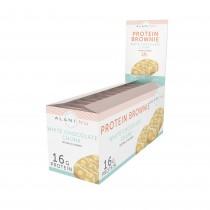 ALANI NU® Biscuit Proteic cu Aroma de Negresa cu Ciocolata Alba, 56g