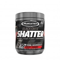 Muscletech® Shatter™ Black Onyx®,  Formula Pre-Workout, 279 g