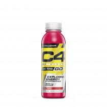 Cellucor® C4® Original On The Go, Formula Pre-Workout, cu Aroma de Fructe, 346 ml