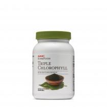 GNC Superfoods Clorofila Tripla cu Fitonutrienti, 90 Capsule Gelatinoase Moi