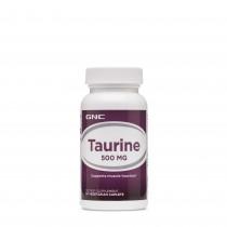 GNC Taurine 500 mg, Taurina, 50 tb