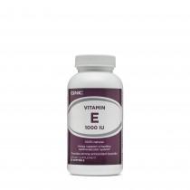 GNC Vitamina E Naturala 1000 UI, 60 cps