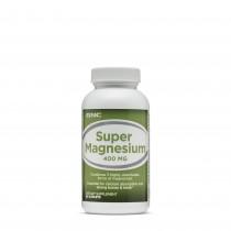 GNC Super Magneziu 400 mg, 90 tb